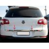 Хром накладка на кромку багажника для Volkswagen Tiguan 2007-2016 (Carmos, car87965)