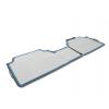 Оригинальные коврики в салон (зад., к-кт. 2шт.) для Bmw i3 2013+ (Bmw, 51472353819)