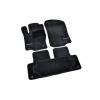 Коврики в салон (Premium, к-кт. 5 шт.) для Mercedes-Benz ML/GL/GLE-Class (W166) 2011+ (Avtm, BLCLX1354)