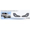 Фары противотуманные для Hyundai Accent 2011-2014 (Avtm, HY-485W (3))