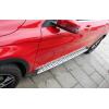 Боковые пороги для Mercedes-Вenz GLA-Class 2013+ (Avtm, OEMST11078)