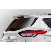 Cпойлер заднего стекла (Козырек) для Ford Kuga 2013+ (Avtm, FT031005)