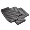 Оригинальные коврики в салон (зад., к-кт 2 шт.) для Audi A3 2013+ (Vag, 8V0061512041)