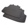 Оригинальные коврики в салон (зад., к-кт 2 шт.) для Volkswagen Golf VII 2012+ (Vag, 5G006151282V)