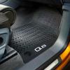 Оригинальные коврики в салон (перед., к-кт 2 шт.) для Audi Q8 2018+ (Vag, 4M8061501041)