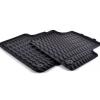 Оригинальные коврики в салон (зад., к-кт 2 шт.) для Audi Q8 2018+ (Vag, 4M1061512041)