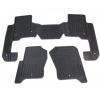 Оригинальные коврики в салон (к-кт 4 шт.) для Land Rover Disovery IV 2009+ (Land Rover, VPLAS0253)