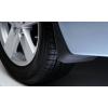 Брызговики оригинальные (без обвеса, зад., к-кт 2 шт.) для Mitsubishi Lancer X 2007+ (Mitsubishi, MZ380401EX)