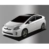 Дефлекторы окон для Toyota Prius 2009-2015 (Autoclover, D047)