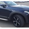 Брызговики оригинальные (перед., к-кт 2 шт.) для Volvo XC90 2016+ (Volvo, 31414645)