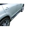 Боковые пороги Toyota RAV4 LONG 2006+ (Winbo, A093901)