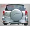 Защита заднего бампера для Toyota RAV4 2006- (Winbo, D093943)