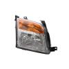 Передняя оптика (правая) для Ford Fusion 2006-2012 (Depo, 431-1198RMLD-EM)