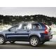 Комплект хром молдингов по периметру боковых стекол для Volvo XC60 2012+ (Kindle, XC6-D21)