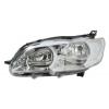 Передняя оптика (левая) для Peugeot 301 2012+ (Depo, 550-1158L-LDEMN)