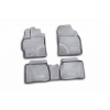 Коврики в салон (полиуретановые, 4 шт.) для Toyota Sienna 2003+ (Novline, NLC.48.48.211k)