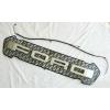 Решетка радиатора (с Led габаритами) для Ford Ranger (T7) 2015+ (Asp, TSFDRG-FG17S)