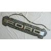 Решетка радиатора (с Led габаритами) для Ford Ranger (T7) 2015+ (Asp, TSFDRG-FG19S)