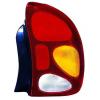 Фонарь задний (правый, вертикальный, желт.поворотн) для Daewoo Lanos/Zaz Sens 1996+ (Depo, 222-1916R-UE)