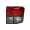 Фонарь задний (правый, красно-дымчатый) для Volkswagen Transporter (T4) 1990-2003 (Depo, 441-1919R-UE-SR)