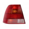 Фонарь задний (левый, прозрачно-красный) для Volkswagen Bora 1998-2005 (Depo, 441-1931L-UE-CR)