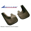 Брызговики передние (полиуретан) для Jeep Compass 2011+ (Novline, NLF.24.07.F13)