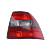 Фонарь задний (правый, красн.-прозр.) для Opel Vectra B 1995-1999 (Depo, 442-1907R-UE)