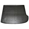 Коврик в багажник для Hyundai Santa Fe (7 мест) 2006-2010 (Avto-Gumm, 111453)