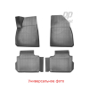 Kоврики в салон (3-й ряд, 1шт) для Peugeot 5008 2017+ (NorPlast, NPA00-C64-531)
