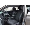 Авточехлы (Premium, серая нить) для Kia Stonic 2017+ (Mw Brothers)