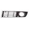 Решетка в бампер (левая, с отв. п/тум.) для Audi A4 2001-2004 (Avtm, 19995)