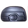 Решетка в бампер (левая, без отв. п/тум.) для Daewoo Lanos 1998+ (Avtm, 1106 921-P)
