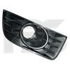Решетка в бампер (левая, с отв. п/тум.) для Chevrolet Epica 2006-2011 (Avtm, 1709993)