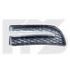 Решетка в бампер (правая, заглушка п/тум. грунтован) для Chevrolet Aveo (T250) Sd 2006-2012 (Avtm, 17089904)