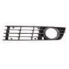 Решетка в бампер (правая, с отв. п/тум.) для Audi A4 2001-2004 (Avtm, 19996)