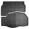 Коврик в багажник (2 части) для Ford Fusion/Mondeo V hybrid Sd 2015+ (Avto-Gumm, 111735)