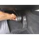 Накладки на педали (M-Style) для BMW (АКПП) (KAI, BM016)