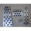 Накладки на педали (АКПП) для Mazda CX-5 2012+ (KAI, lngcx512)