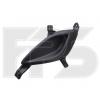 Решетка в бампер (левая, заглушка п/тум.) для Hyundai Accent 2011-2014 (Avtm, 3228911)