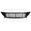 Решетка в бампер (средняя, без молдинга) для Hyundai Accent 2011-2014 (Avtm, 3228 910-P)