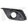 Решетка в бампер (правая, с отв. п/тум.) для Mazda 3 (Bm) Sd/Hb 2013-2016 (Avtm, 4424914)