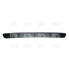 Решетка в бампер (без отв. п/тум.) для Nissan Almera (N16) 2002-2006 (Avtm, 5003994)