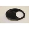 Решетка в бампер (правая, окантовка ПТФ) для Nissan Qashqai/Qashqai+2 2010-2014 (Avtm, 5015916)