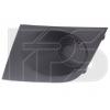 Решетка в бампер (правая, без отв. п/тум.) для Nissan Tiida 2005-2012 (Avtm, 5017914)