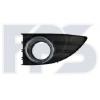 Решетка в бампер (правая, с хромом) для Renault Fluence 2010-2013 (Avtm, 5628912)