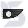 Решетка в бампер (левая) для Renault Fluence 2010-2013 (Avtm, 5628913)