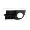 Решетка в бампер (правая, с отв. п/тум.) для Renault Symbol/Clio Symbol I 2006-2008 (Avtm, 5630912)