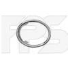 Решетка в бампер (левая, хром.окуляр п/тум.) для Renault Logan/Sandero 2013+ (Avtm, 5631911)