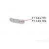 Решетка в бампер (правая, кроме Turbo) для Skoda Octavia Tour 2000-2010 (Avtm, 6404934)