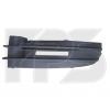 Решетка в бампер (правая, без отв. п/тум., кроме Life) для Volkswagen Caddy II 2004-2010 (Avtm, 7406912)